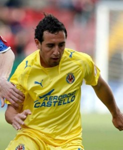 Santi Cazorla Villareal
