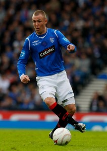 Kenny Miller Cardiff