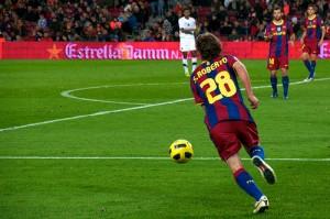 Sergio Roberto Barcelona B